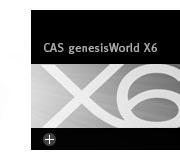 CAS genesisWorld X6